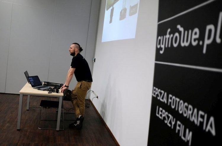 Targi - wykłady fot. Jarosław Respondek