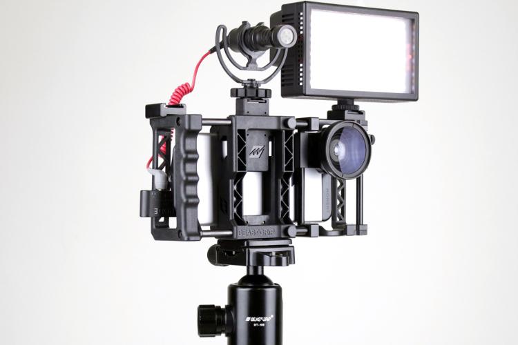 akcesoria filmowe smartfon bestgrip pro
