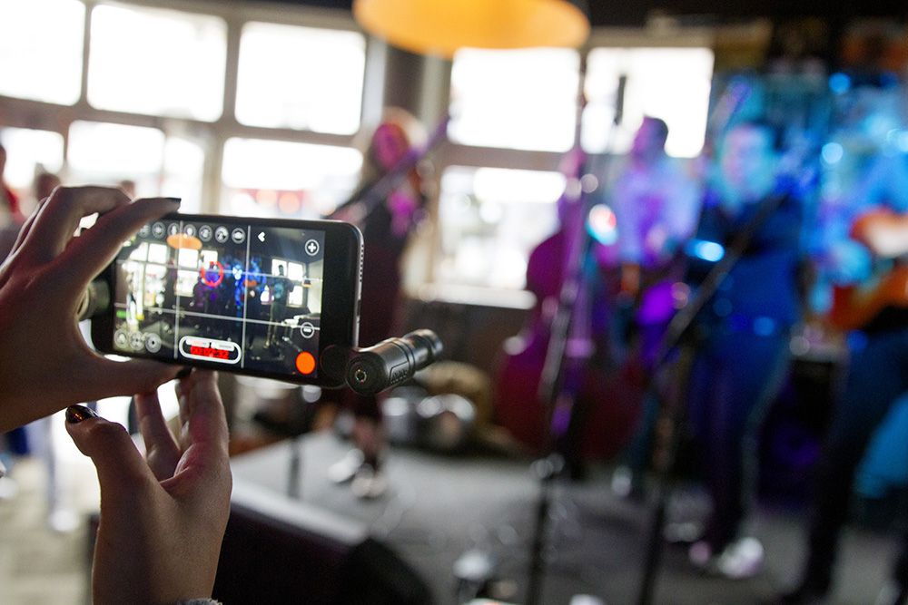 akcesoria filmowe smartfon rode glowne