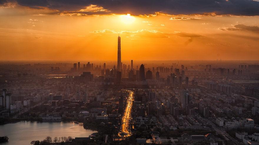 fotografia miejska miasto główne