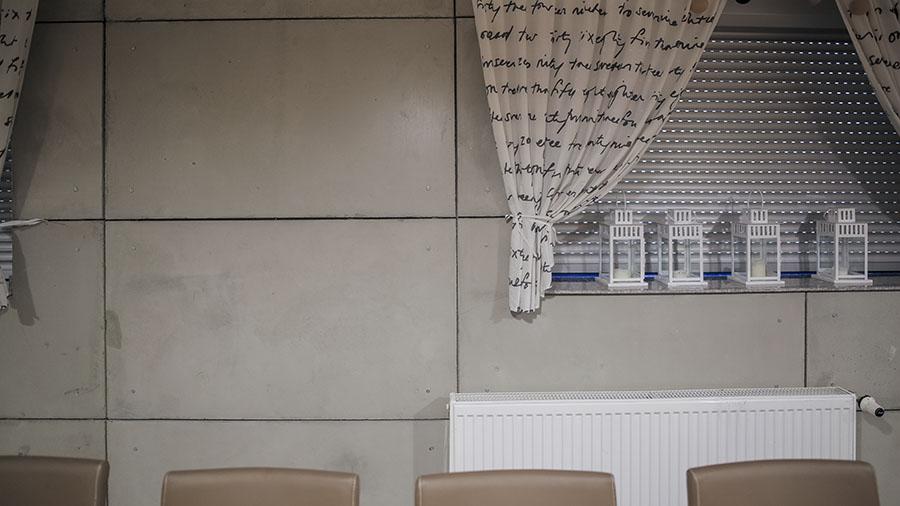 Płaski kadr na ścianę
