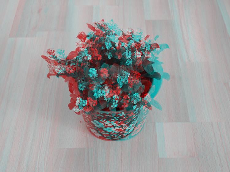 stereoskopia zdjęcie 3d technika anaglifowa