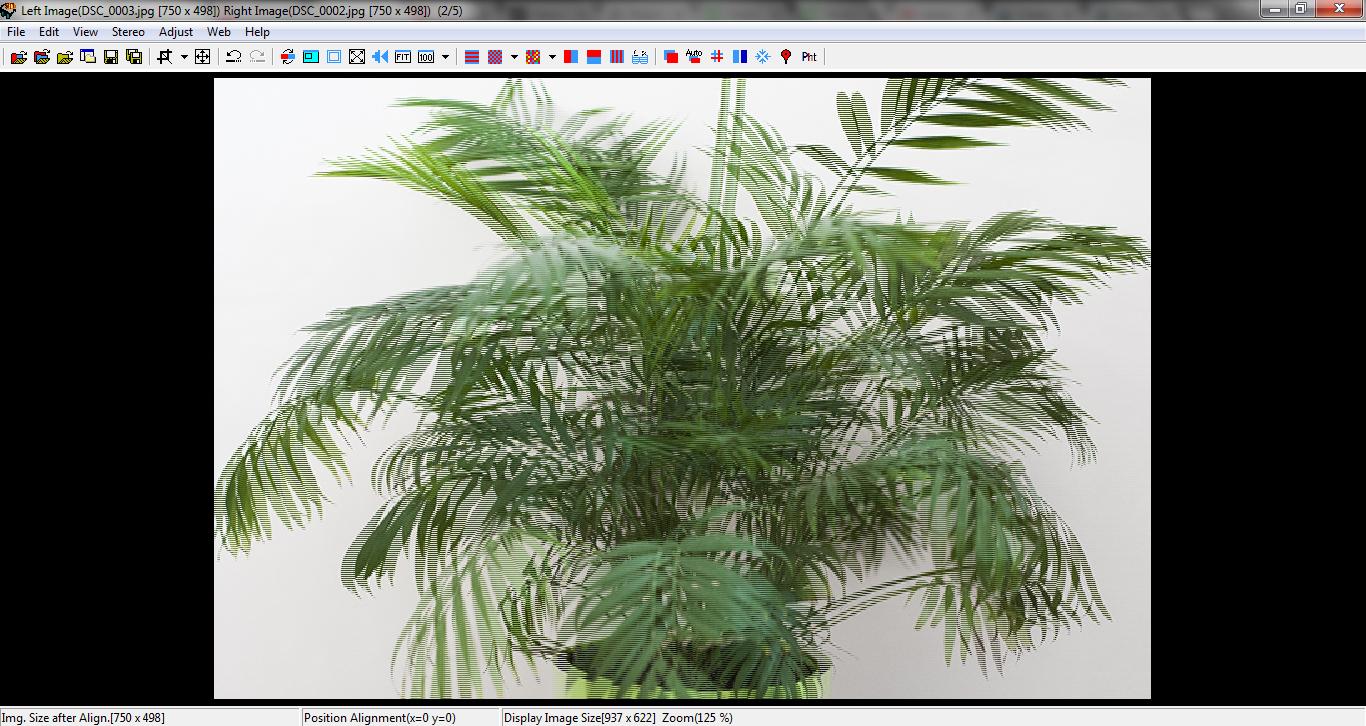 stereoskopia zrzut ekranu 2