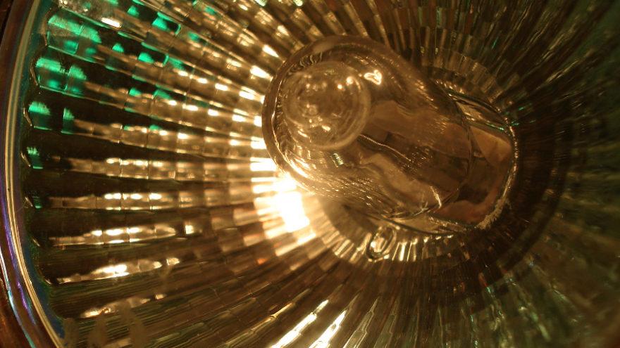 lampa zbliżenie
