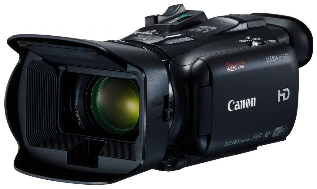 Kamera cyfrowa Canon LEGRIA HF G40