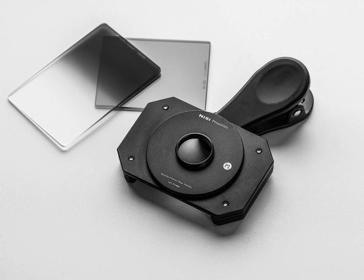 filtry optyczne dla smartfonów nisi zestaw 1