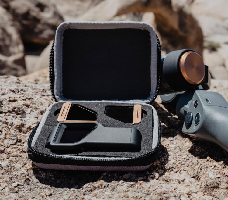 filtry optyczne do smartfonów iris polar pro etui