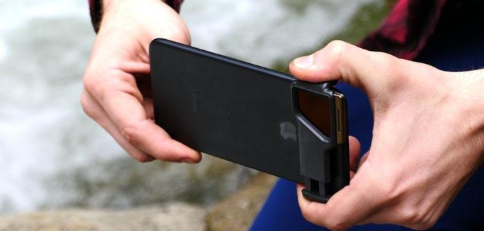 filtry optyczne do smartfonów iris polar pro glowne foto