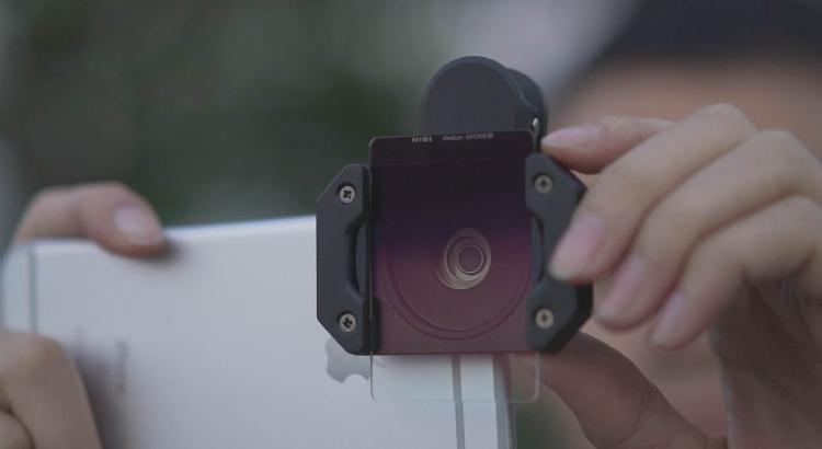filtry optyczne do smartfonów nisi zastosowanie
