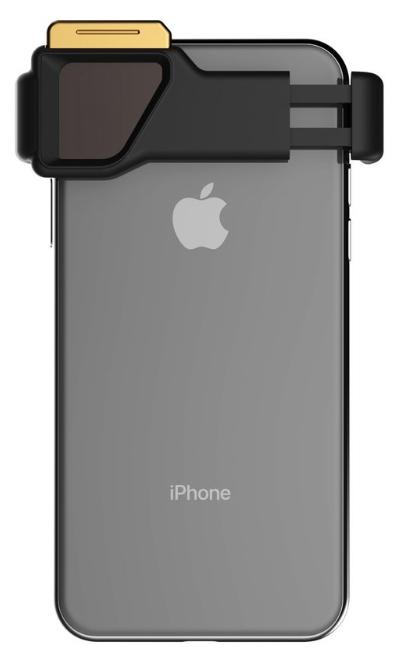 filtry optyczne do smartfonów polar pro mocowanie
