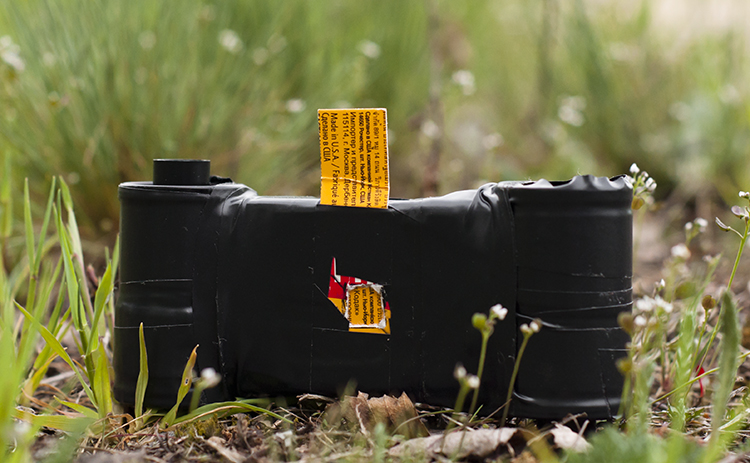 fotografia otworkowa aparat otworkowy pudelko zapalek