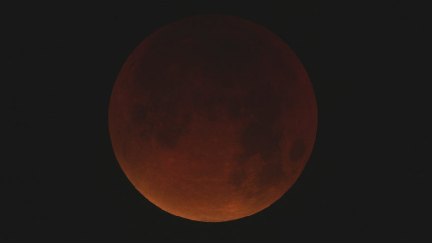 zaćmienie księżyca głowne Jarosław Jasiński