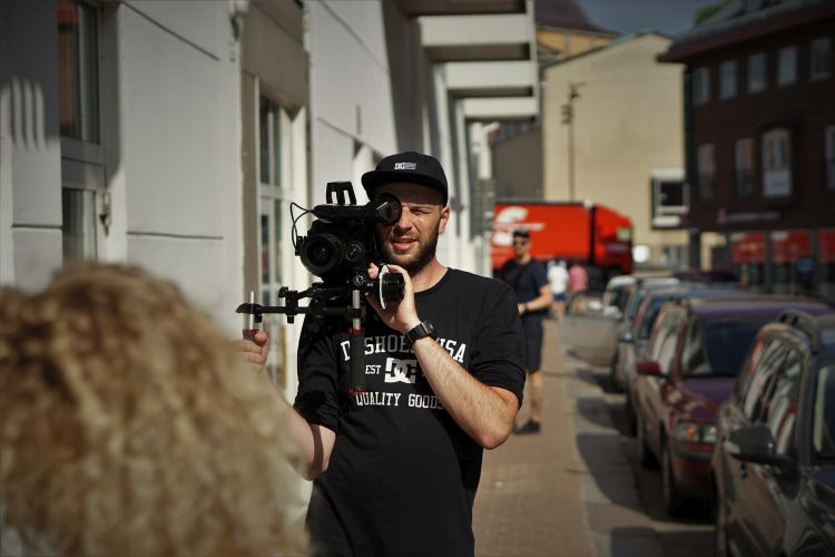 Radek Schenk Film - fot. Patryk O