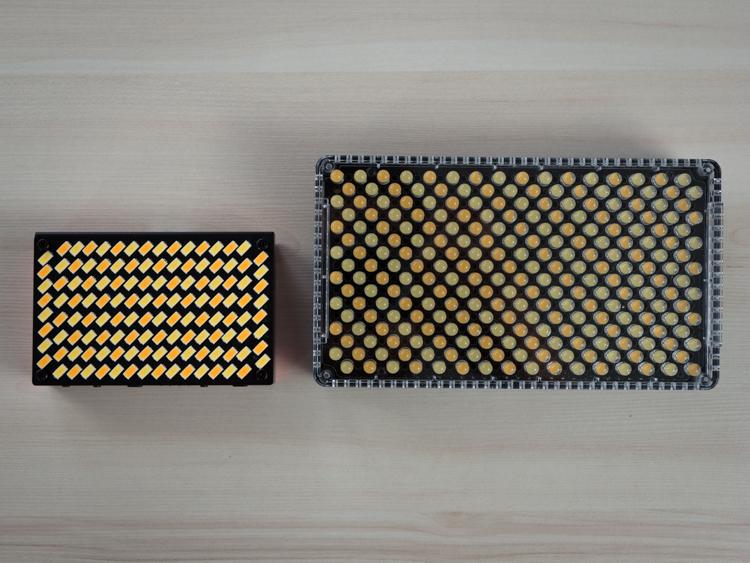 Lampy LED Aputure