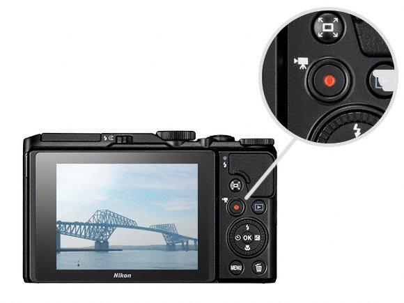 Aparat Nikon Coolpix A900