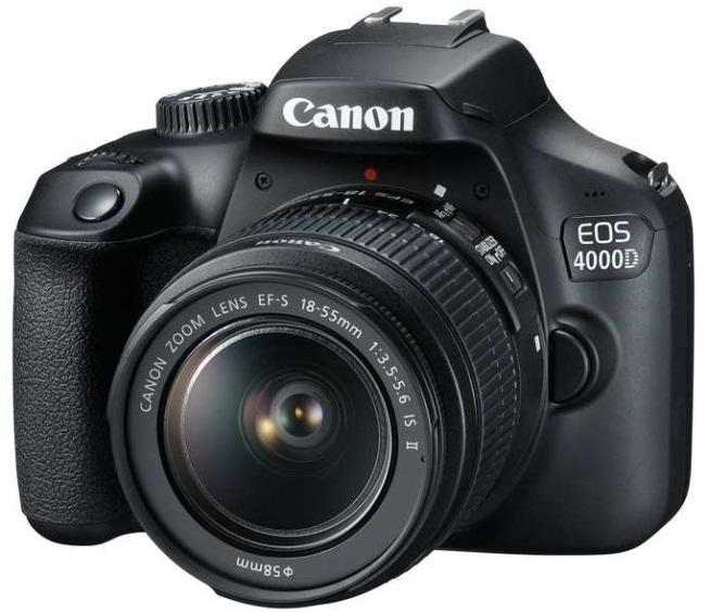 Lustrzanka Canon EOS 4000D