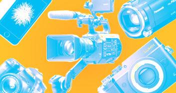 Aparaty i kamery