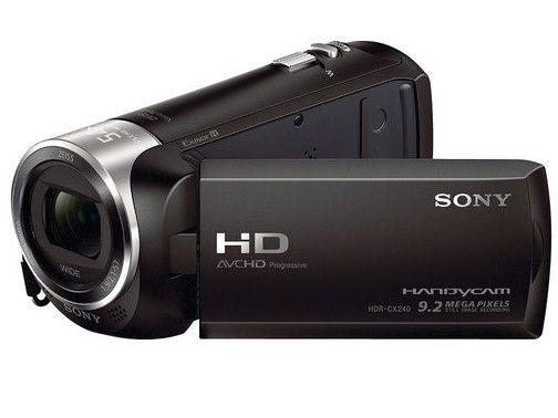Kamera Sony HDR-CX240E