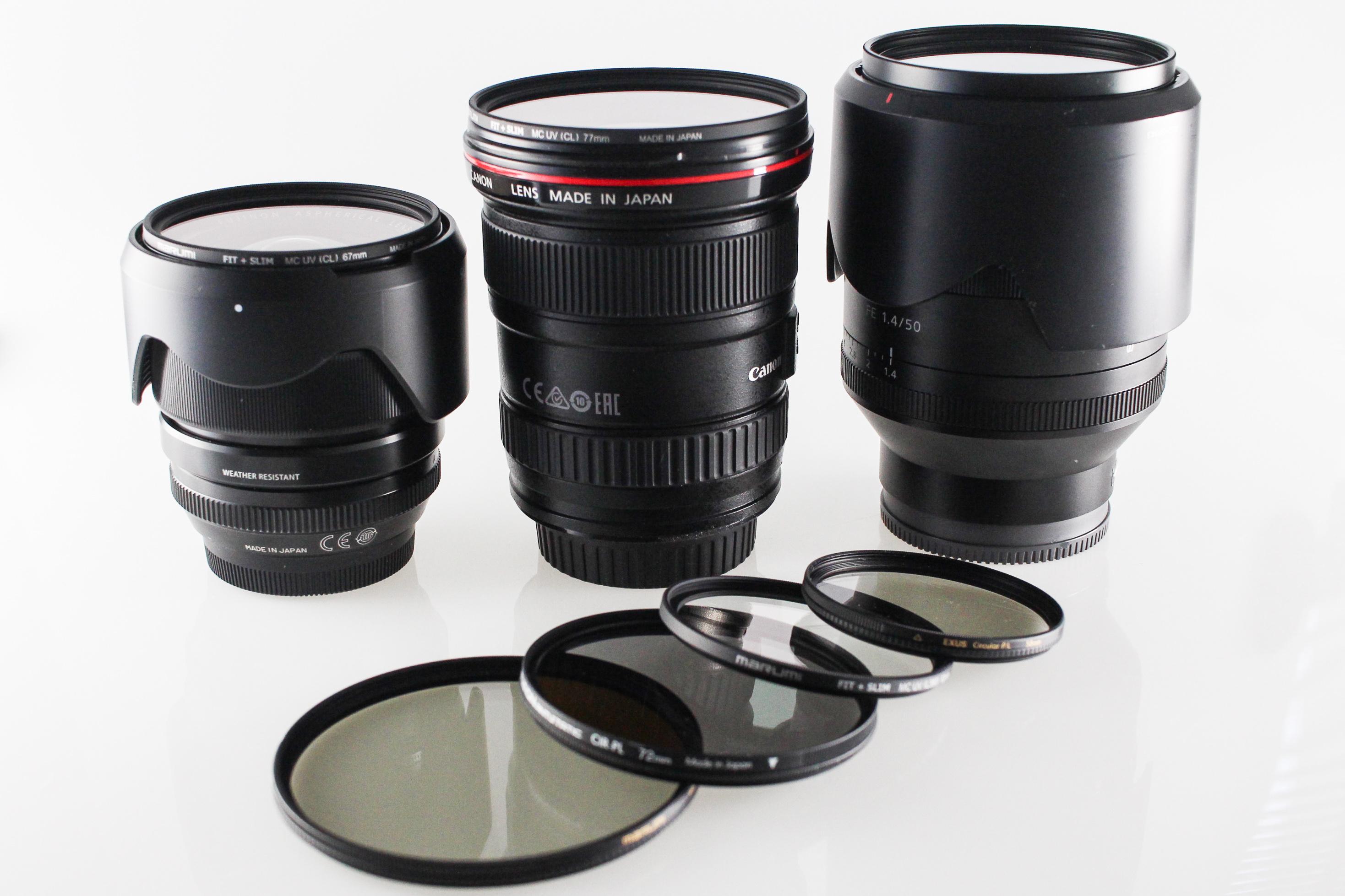 jaki filtr fotograficzny kupić?