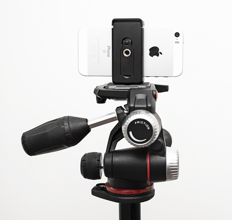 timelapse dji osmo mobile 2 statyw manfrotto 2