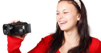 Amatorskie filmowanie małą kamerą