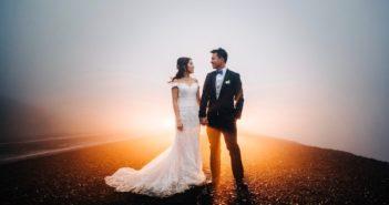 Aparat bezlusterkowy w fotografii ślubnej