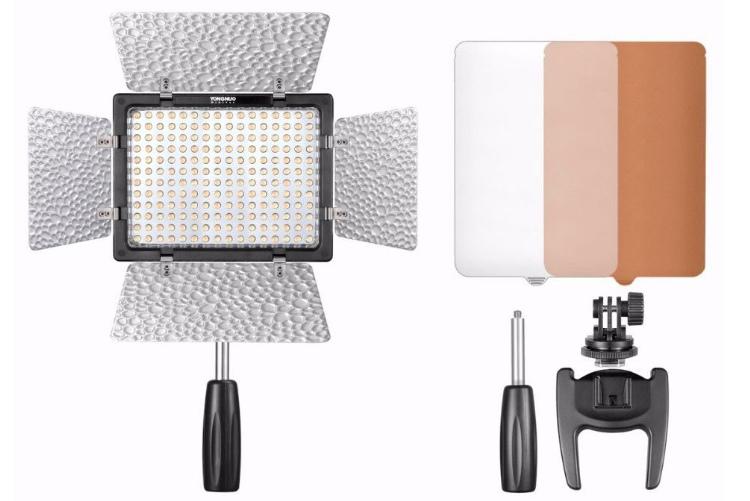 Lampa LED Yongnuo YN-160III (5500K) 12W