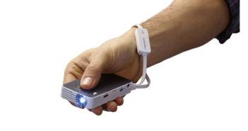 projektory mobilne