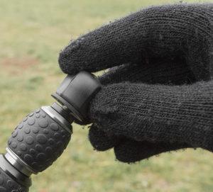 statywy zima kolce gumy