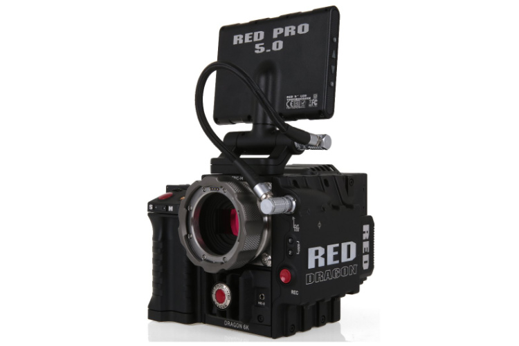 Red Epic 6K Dragon