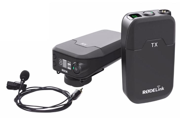 Rode Mikrofon Link FilmMaker Kit