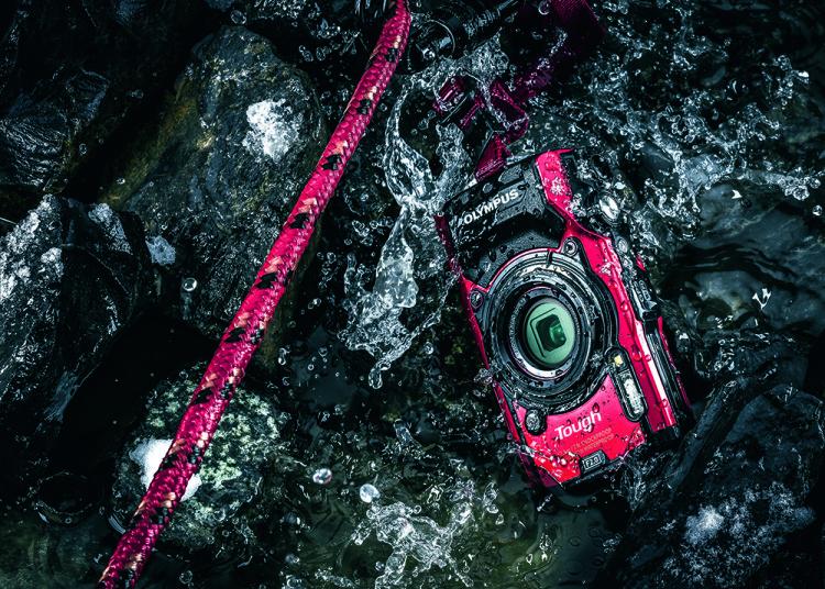 fotografowanie zima olympus tough