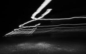 fotografowanie z samochodu dlugi czas swiatla miastsa