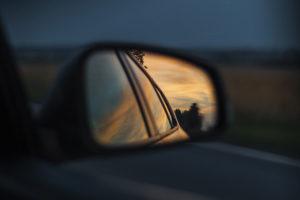 fotografowanie z samochodu podroz wschod zachod