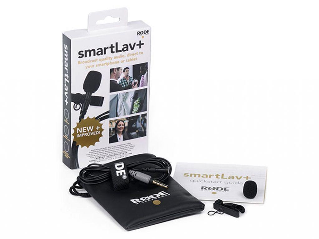 Rode Mikrofon SmartLav+