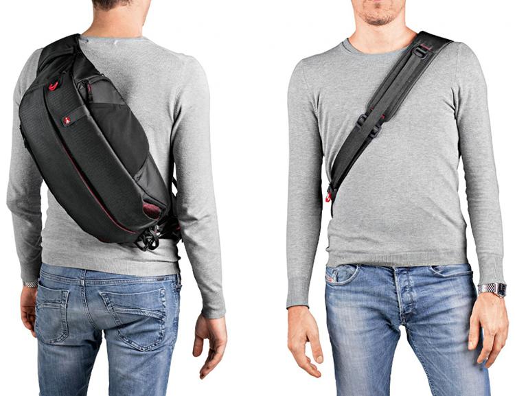 plecak fotograficzny sling manfrotto