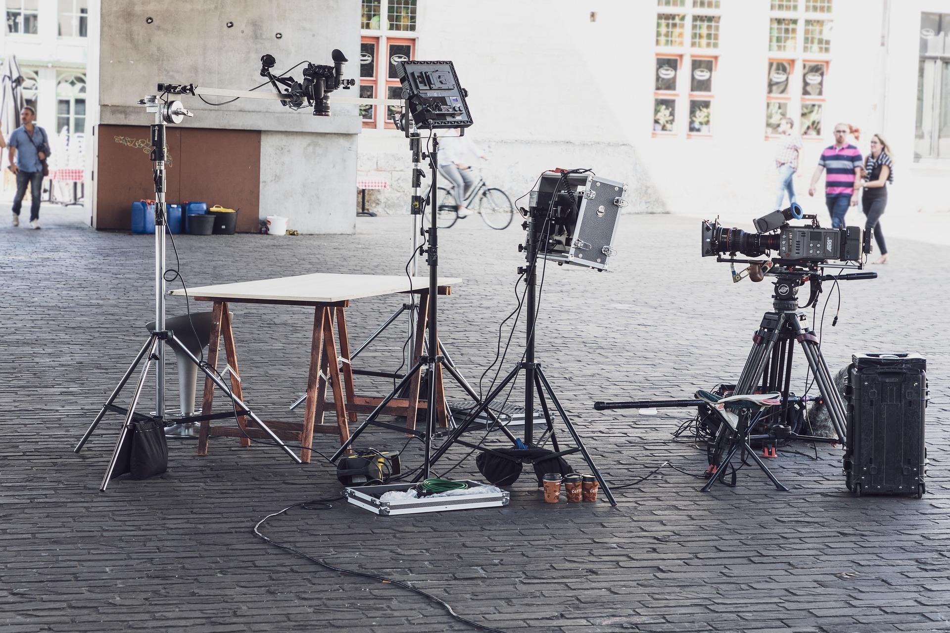 Oświetlenie Filmowe Rodzaje Modyfikatorów światła Lepsza