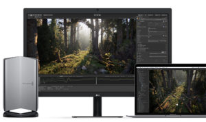 thunderbolt 3 apple monitor zewnetrzna grafika