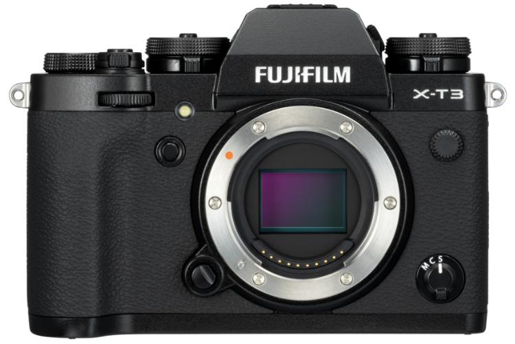 Aparat cyfrowy FujiFilm X-T3