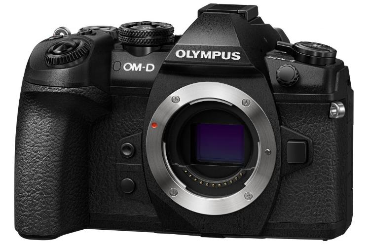 Aparat cyfrowy Olympus OM-D E-M1 Mark II