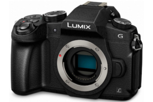 Aparat cyfrowy Panasonic LUMIX DMC-G80