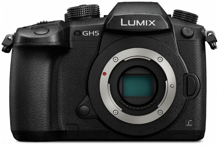 Aparat cyfrowy Panasonic Lumix DC-GH5