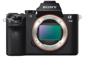 Aparat cyfrowy Sony A7 III body