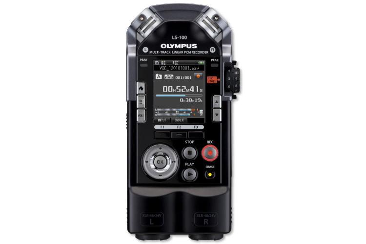 Olympus LS-100 linearny rejestrator dźwięku