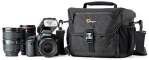 torba fotograficzna lowepro zestaw