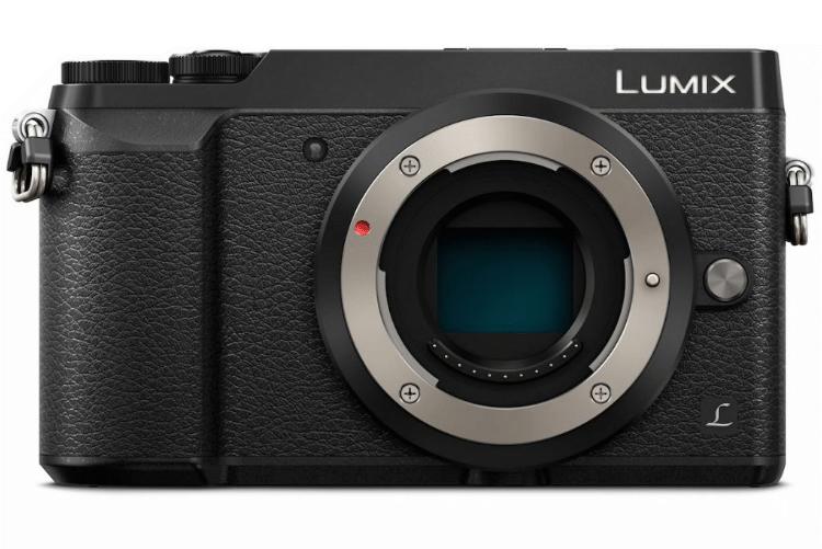 Aparat cyfrowy Panasonic LUMIX DMC-GX80 body czarny