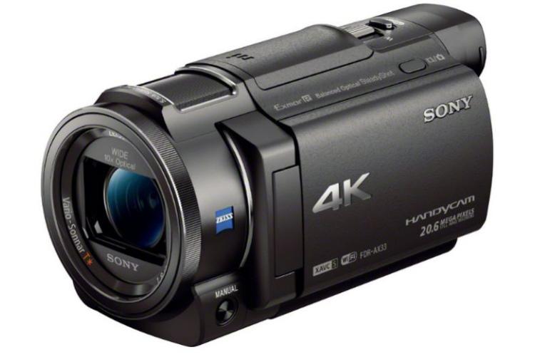 Kamera cyfrowa Sony FDR-AX33