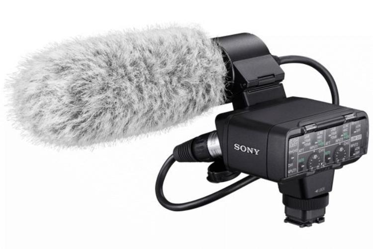 Sony XLR-K2M adapter z mikrofonem
