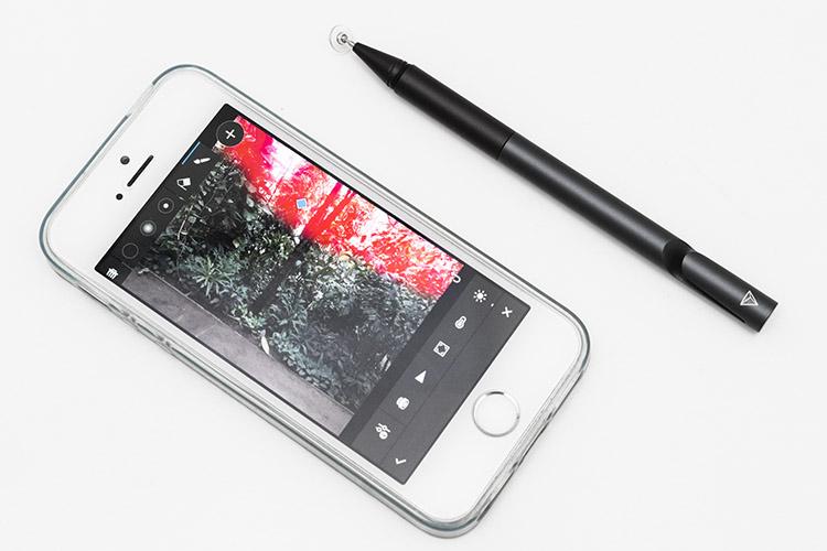rysik smartfon i rysik