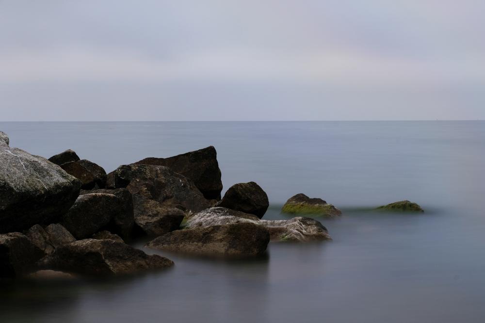 Zdjęcie z użyciem filtra szarego Marumi DHG